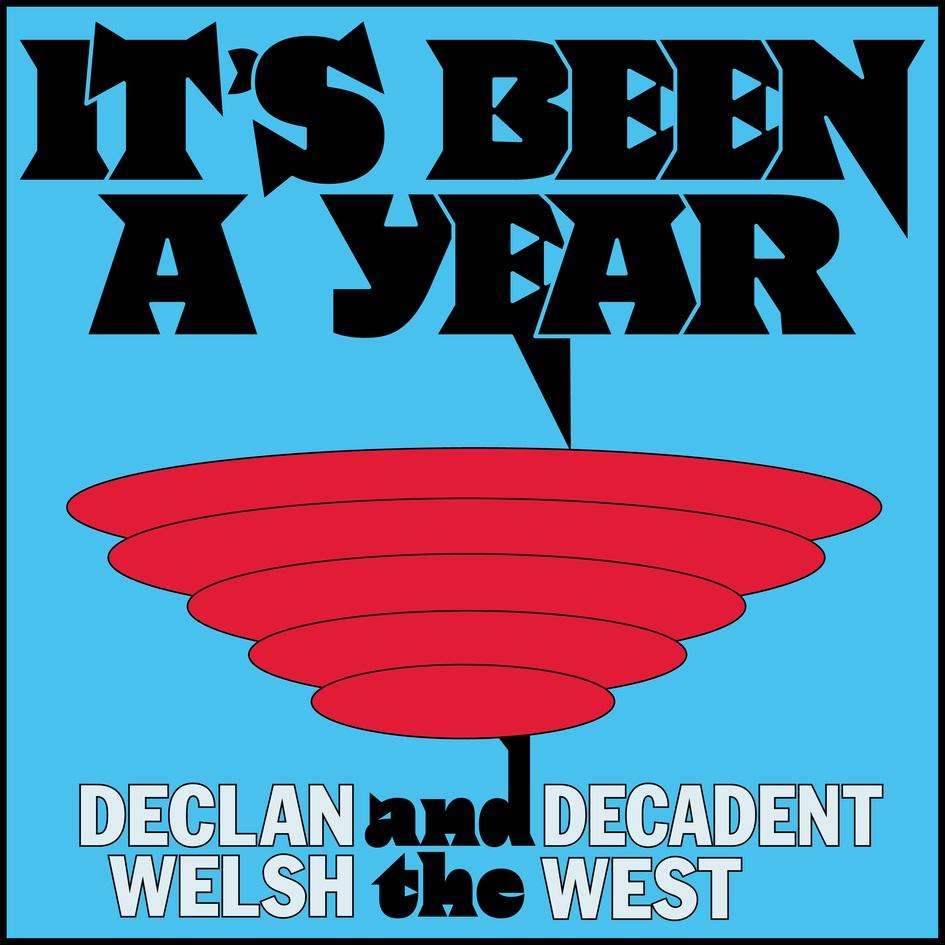 Declan Welsh Album Cover